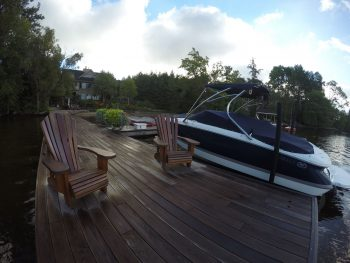 floating pontoon docks